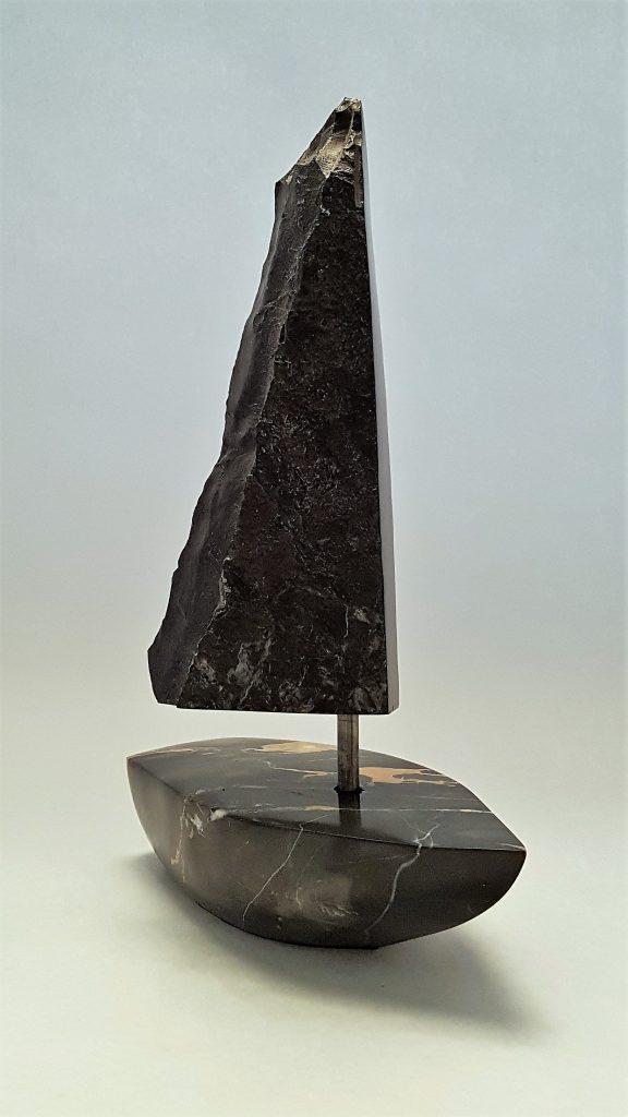 JoVe - Sculptures - La Voile